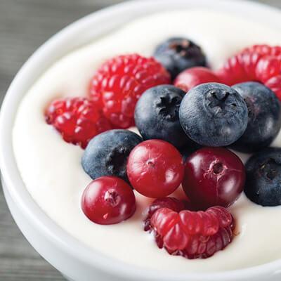 Yogurt Mixberry